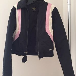 Guess jacket size large
